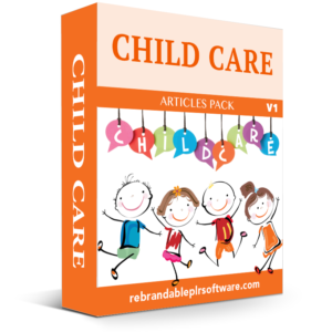 Child Care Box Cover