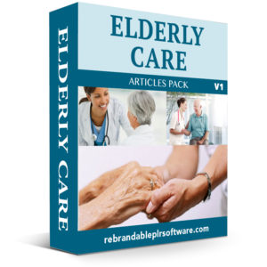 Elderly Care Box Cover