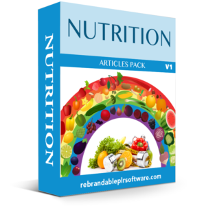 Nutrition Box Cover