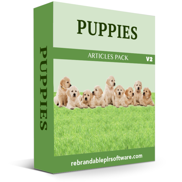 Puppies Box Cover V2